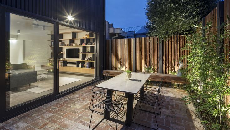 Fitzroy House 3 — ADAM DETTRICK ARCHITECTS | Sustainable Architects Melbourne