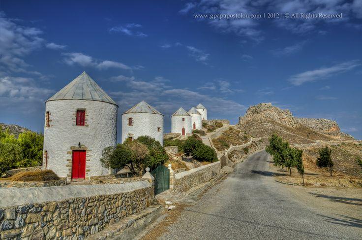 Leros island, Greece. Photo taken by George Papapostolou