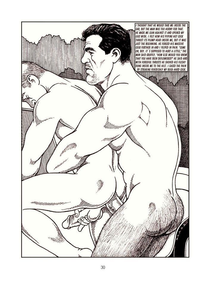 Vintage nudist pic