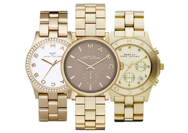 WIN One of 15 Marc by Marc Jacobs Watches Worth R56 485, Courtesy of Watch Republic