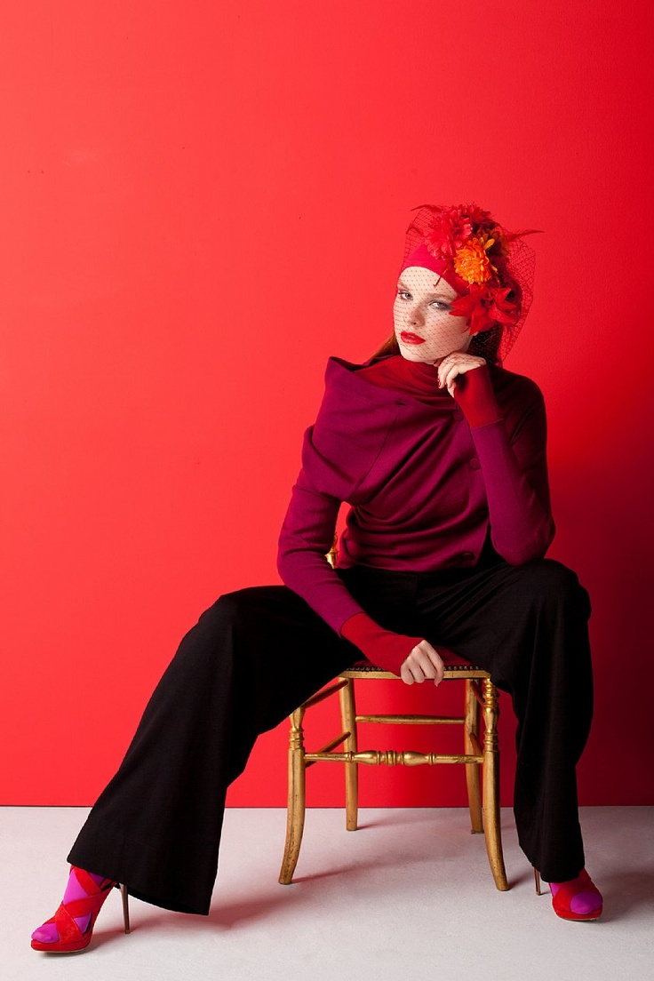 Cora Kemperman: fashionable, comfortable, affordable, colourfull and sustainable.