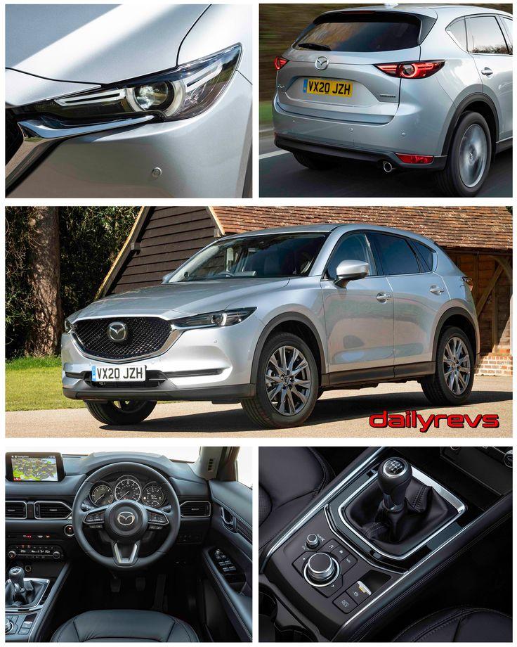 2020 Mazda Cx 5 Skyactiv D Sport Dailyrevs Com Mazda Mazda Cx5 Luxury Suv