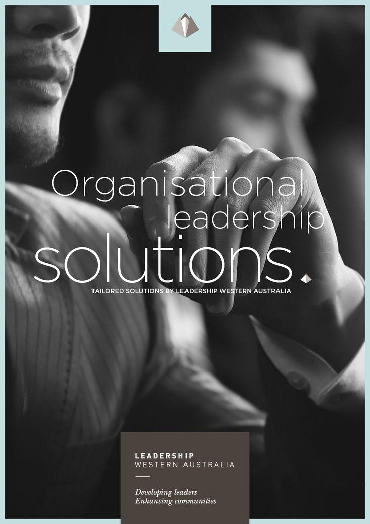 Leadership WA Tailored Solutions Brochure 2015