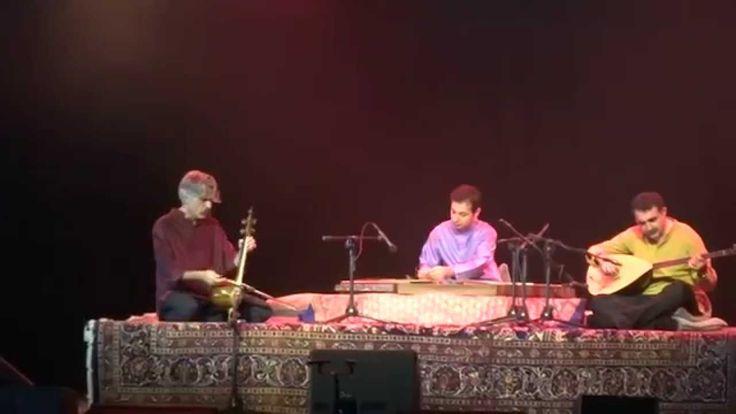 Kayhan Kalhor, Erdal Erzincan & Ali Bahrami Fard Trio | کلهر ارزنجان بهرامی فرد