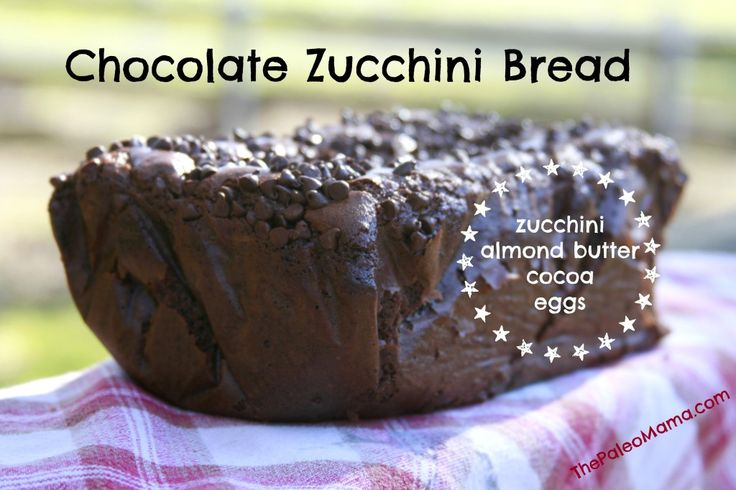 "This is really good.  I have no idea why it works and is so ""bread-y"" but it does!  Smells like brownies and tastes close to one also.  Chocolate Zucchini Bread 