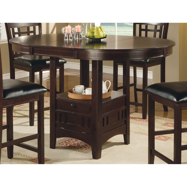 Stanton Counter Height Dining Table In Black: 1000+ Ideas About Counter Height Dining Table On Pinterest