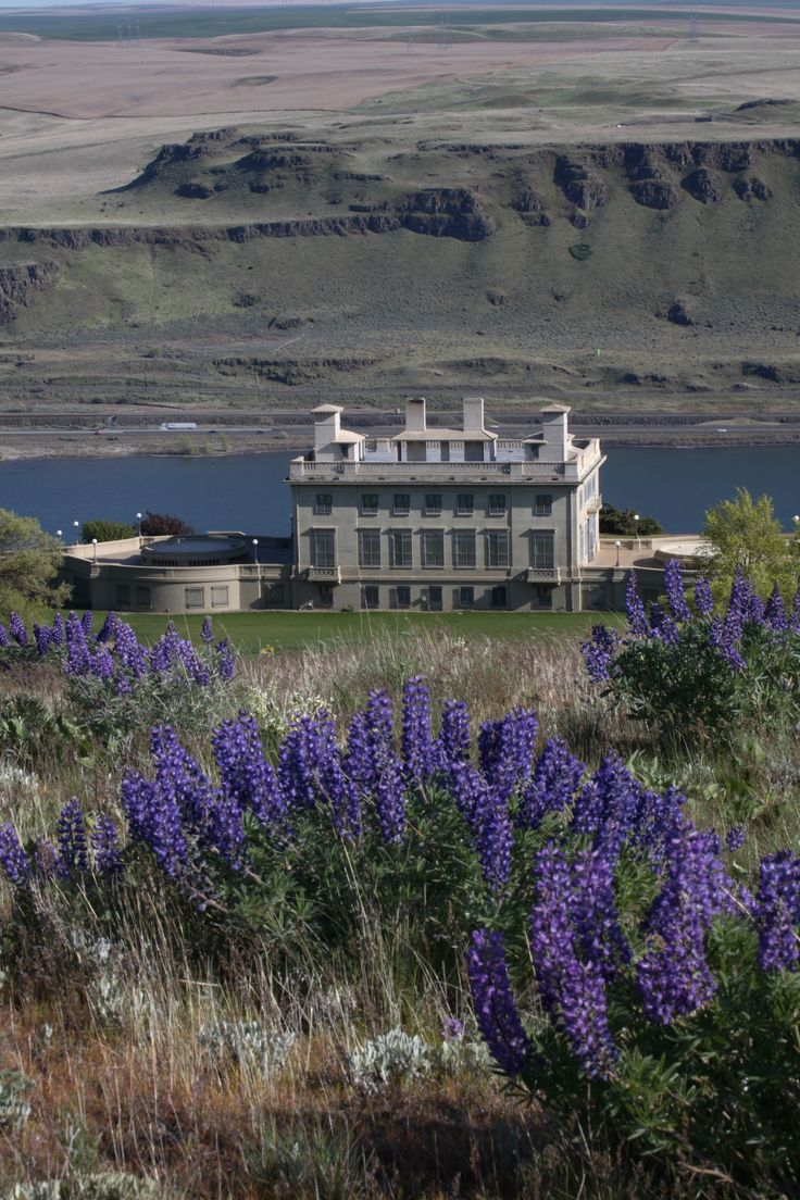 Mary Hill Museum, Columbia River