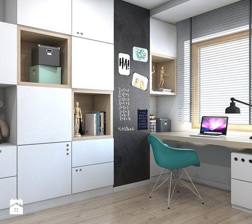 Aranżacje wnętrz - Pokój dziecka: Pokój dziecka, styl nowoczesny - A2 STUDIO pracownia architektury. Przeglądaj, dodawaj i zapisuj najlepsze zdjęcia, pomysły i inspiracje designerskie. W bazie mamy już prawie milion fotografii!
