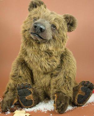 Lisa Heiland bear