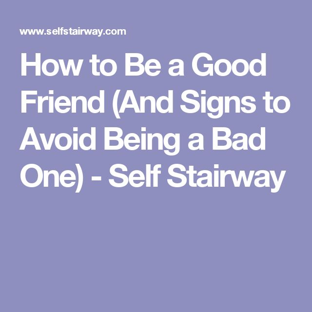 how to avoid bad relationships