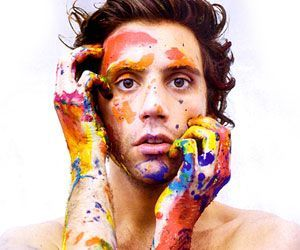 Mika...pretty much Freddie Mercury's reincarnation