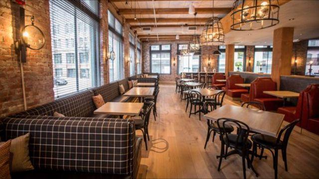 #FrenchBistro, Bastille Kitchen, Will Open Next Week in #FortPoint