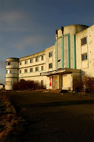 Abandoned Britain Photographing Ruins