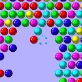 Bubble Shooter - http://www.allgamesfree.com/bubble-shooter/  -------------------------------------------------  An addictive arcade game. The goal is to clean the bubbles off the field. Just point the mouse to where you want the next bubble to go, and if three or more of them come together, they will detonate.   -------------------------------------------------  #PopularGames, #PuzzleGames #