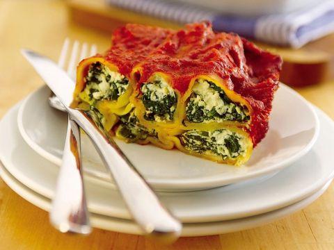 Recepten gezocht met: canneloni - Libelle Lekker
