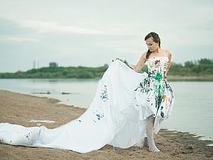 Свадебное платье на годовщину свадьбы