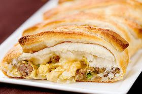 Cooking Pinterest: Easy Breakfast Braid