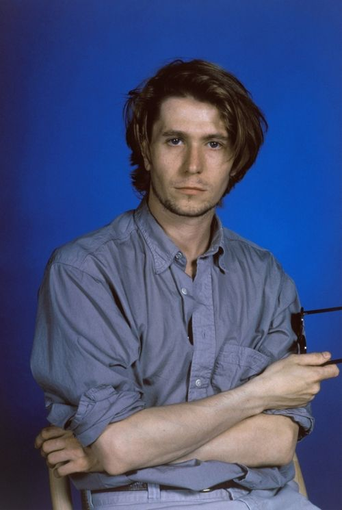 Gary Oldman back in the day (Oh my goodness... I was born too late.)