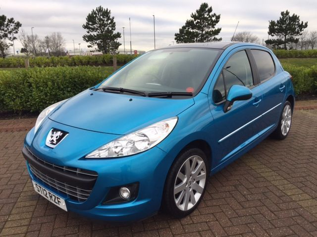 11 best cars images on pinterest peugeot 2nd hand cars and diesel metallic blue peugeot 207 16 hdi 92 active 5dr a great car with good performance very fandeluxe Images