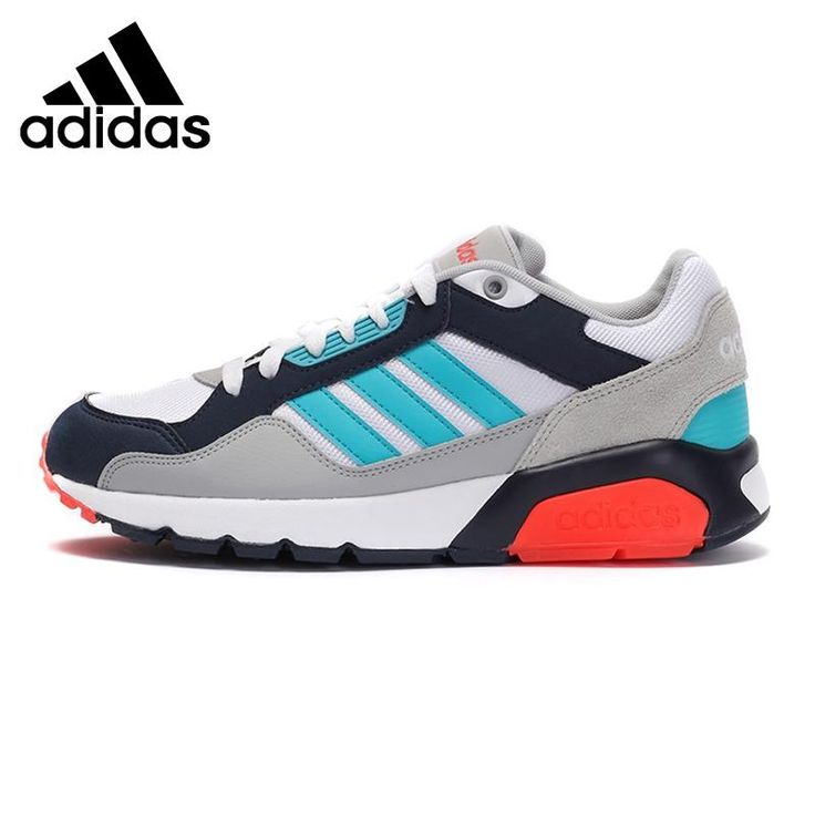 Original Adidas NEO RUN9TIS Men\u0027s Skateboarding Shoes Sneakers