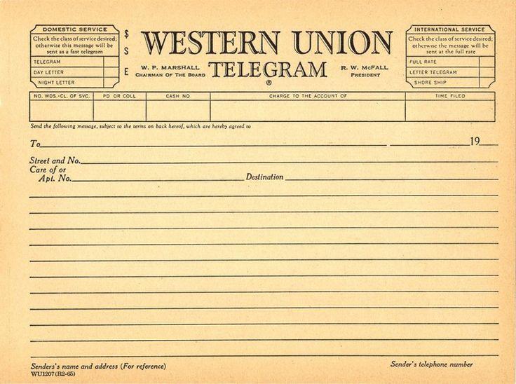 10 best Telegrams letters images on Pinterest Calligraphy, Letter - new letter to minister format australia