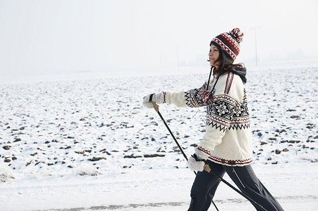 Палки – в руки. Чем полезна скандинавская ходьба? | Секреты красоты | Здоровье | Аргументы и Факты