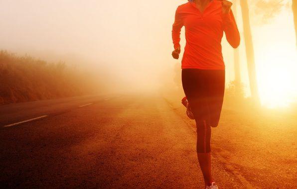 awaken the dawn and run...
