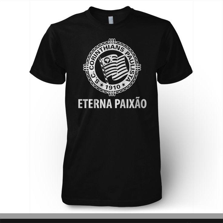 Corinthians Paulista Sao Paulo Brazil T-shirt