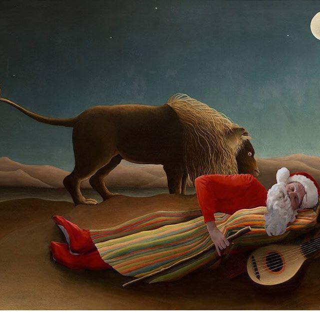 9 best art parody henri rousseau images on pinterest
