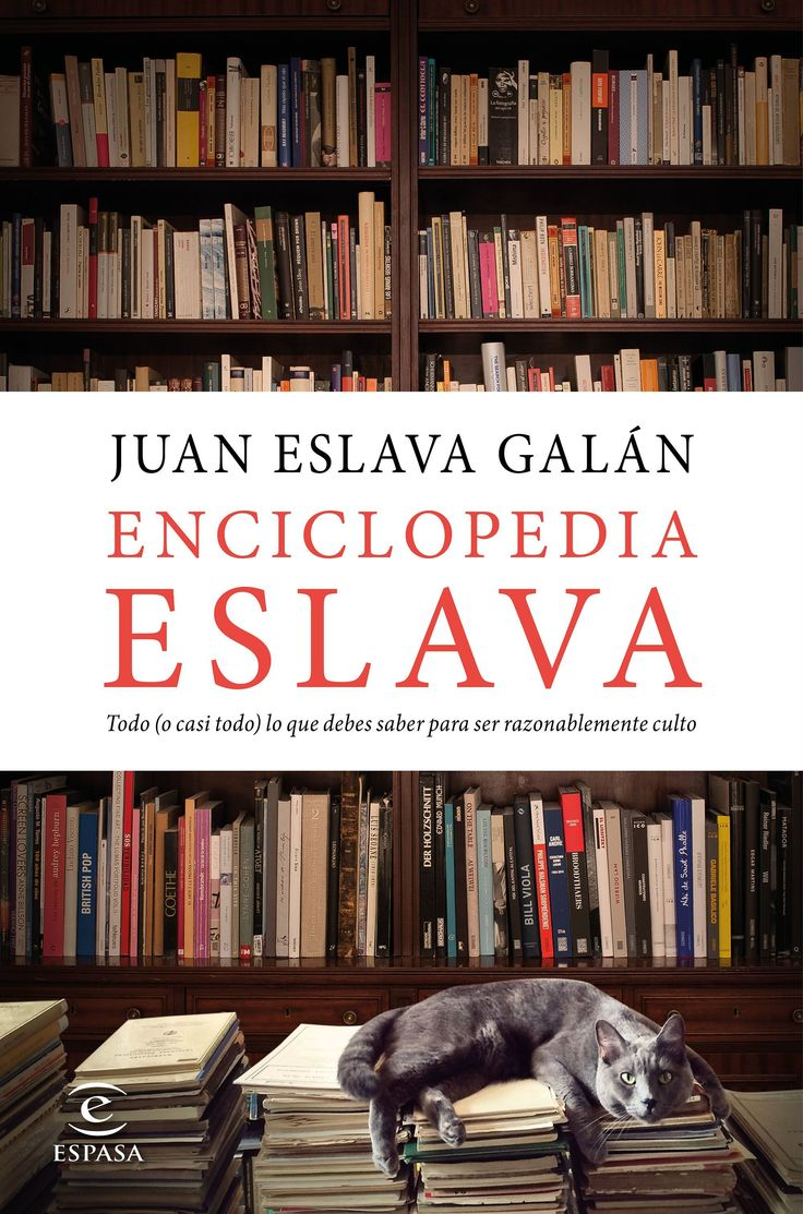 enciclopedia eslava (ebook)-juan eslava galan-9788467051148