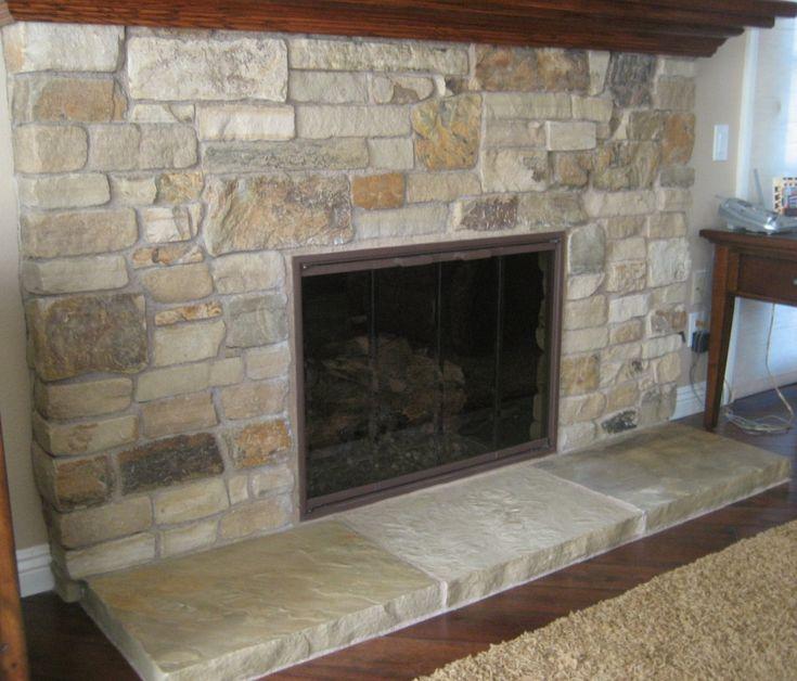 25 best ideas about rock veneer on pinterest faux stone fireplaces landscape stone near me. Black Bedroom Furniture Sets. Home Design Ideas