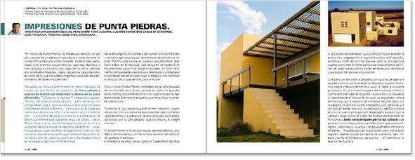 1:100 Ediciones - Katzenstein - Baliero. Casa Punta Piedras