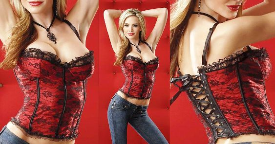 Picking Out The Right Corset For You
