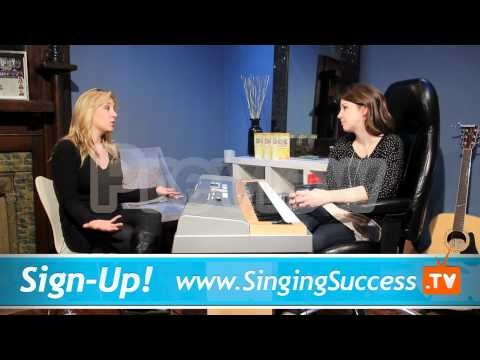 Singing Lessons - Allergies & Warming Up Part 2