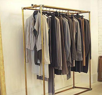 Få inspiration til DIY garderobe-løsninger - Eurowoman