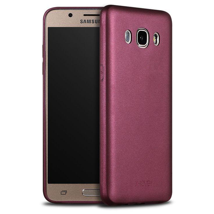 X-Level Guardian Soft Matte TPU Case for Samsung Galaxy J7 2016 J710 Scrub Back Cover for Samsung J7 6/J710F/J710M Silicon Case #Affiliate