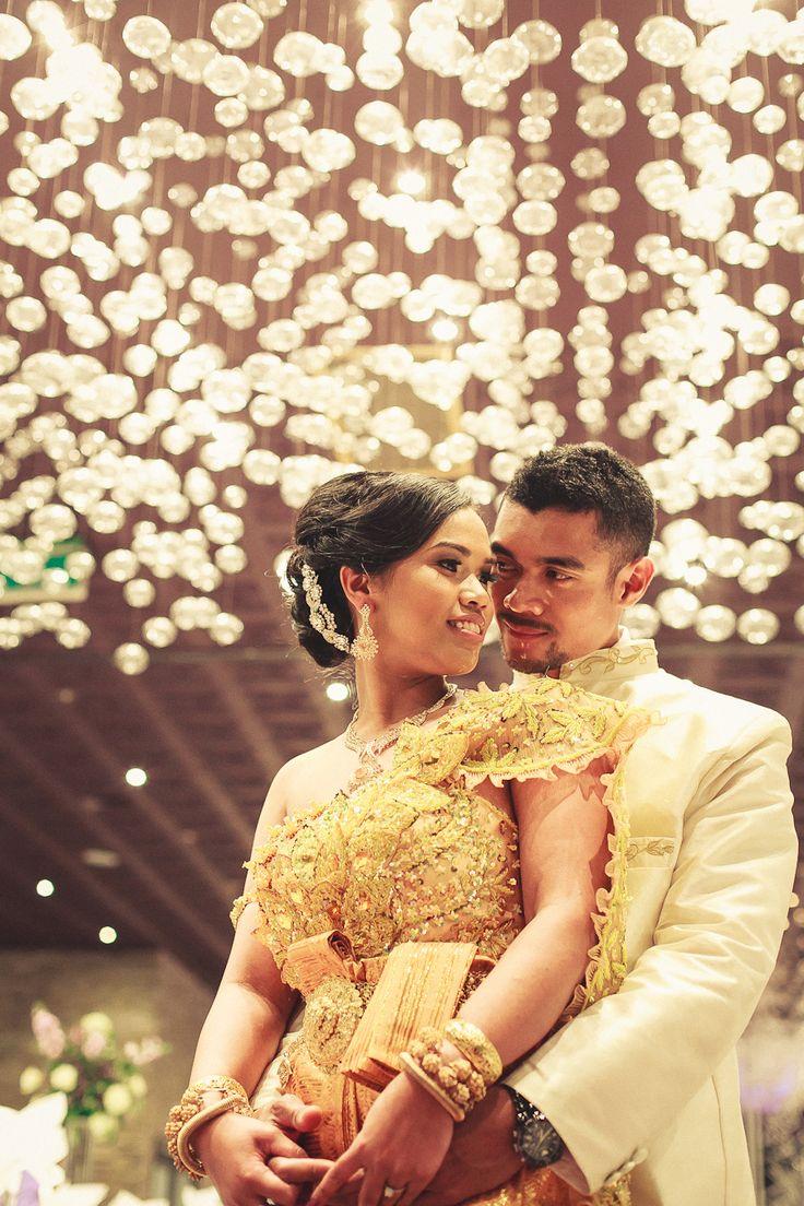 Cambodian Australian wedding. Naeem and Judy's Elegant Lilac and White Wedding