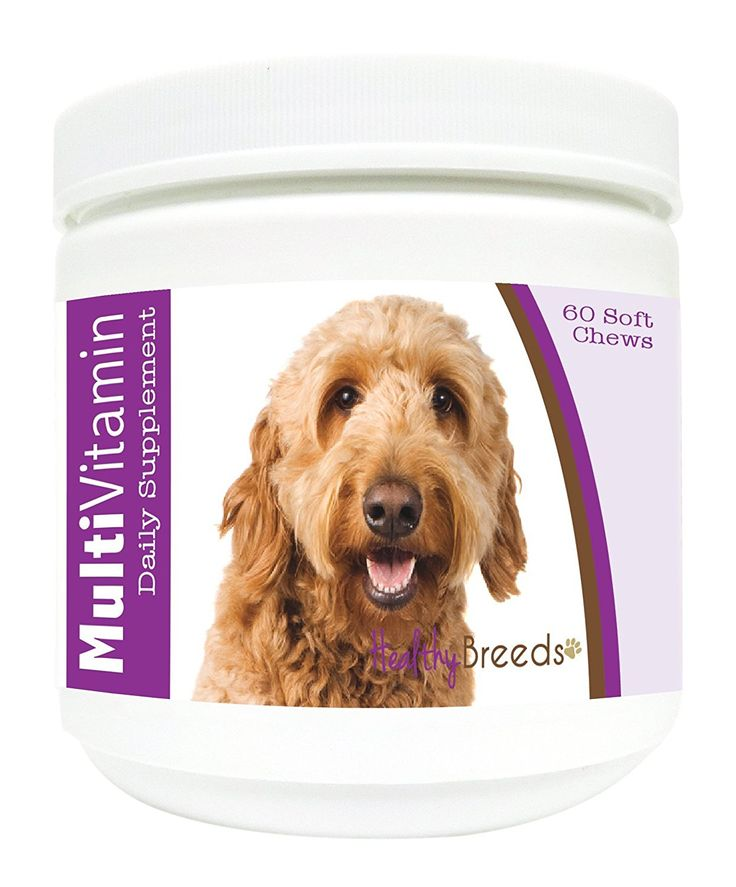 Healthy Breeds 1127-gdoo-002 60 Count Golden Doodle Multi-Vitamin Soft Chews, One Size *** For more information, visit image link. (This is an affiliate link and I receive a commission for the sales)