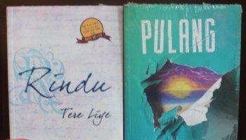 JUAL Paket Hemat Novel TERE LIYE : RINDU dan PULANG