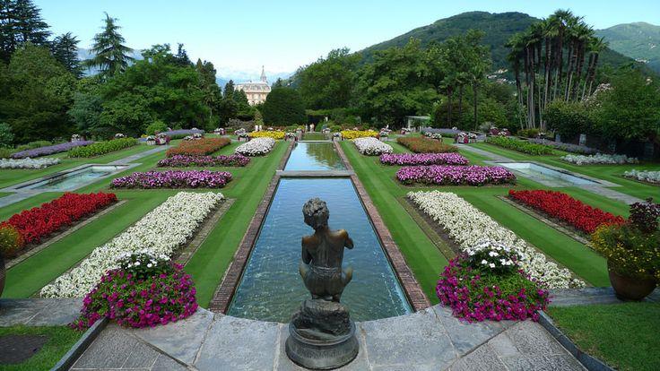 Villa Taranto Gardens, Verbania, Italy  18 Of The World's Most Beautiful Gardens – BoredBug