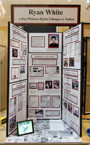 10 best History day exhibit ideas images on Pinterest Exhibit - project poster board