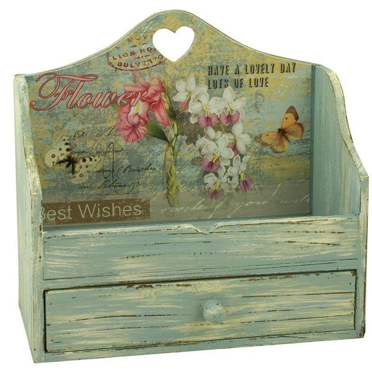Shabby Chic Letter rack