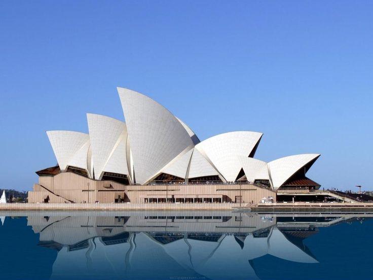 Opera House - Sydney - Australia.