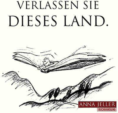 """Buchhandlung """"Anna Jeller"""" - ein Geheimtipp in der Margaretenstraße 35!"""