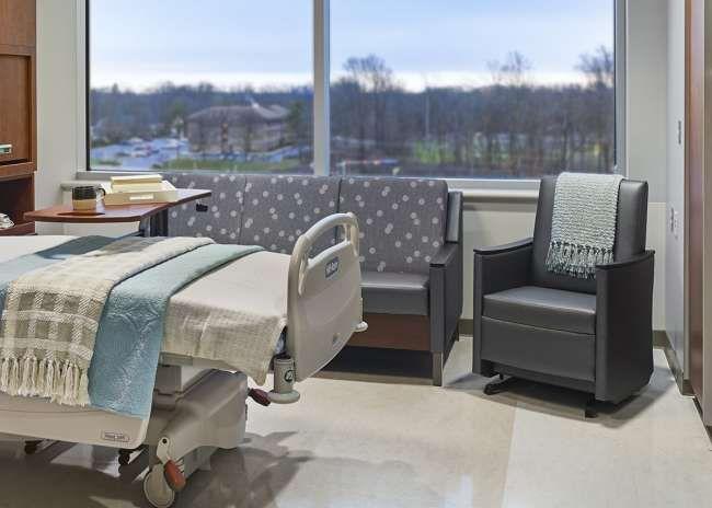 Inova Women S Hospital Children S Hospital Healthcare Furniture Millwork Outdoor Furniture Sets