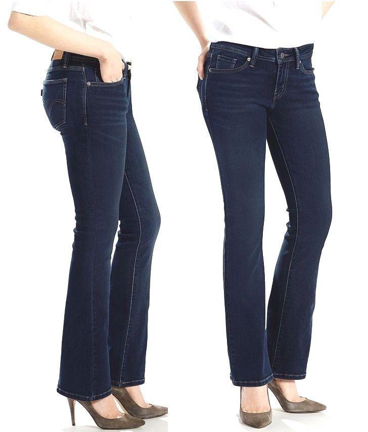 japanese-levis-petite-curvy-bootcut-jeans