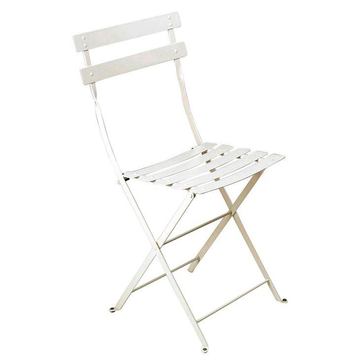 Bistro Stol, Cotton white, Fermob