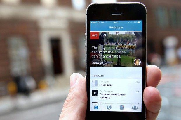 To Twitter σας επιτρέπει να προσθέσετε στο προφίλ σας ένα σύνδεσμο Periscope