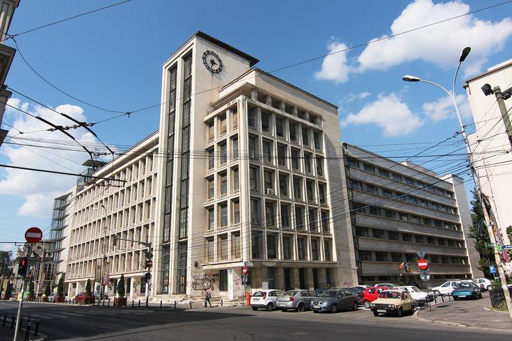 The Monopol Palace, Bucharest. Source: Google
