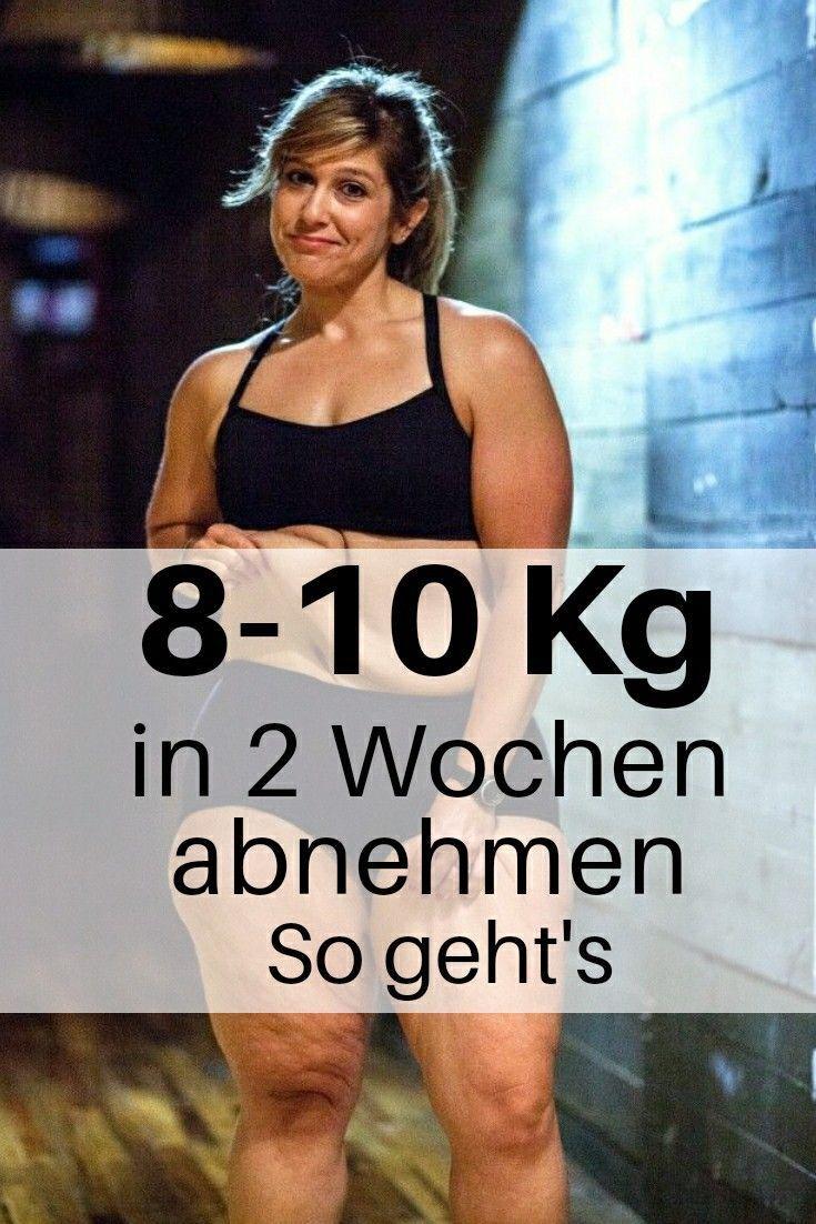 gesund abnehmen in 10 tgen